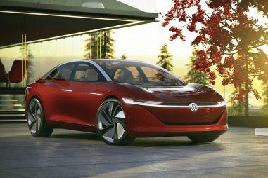 Volkswagen может разработать электрические аналоги Passat и Phaeton