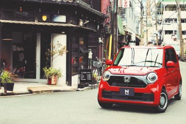 Спрос на новую Honda N-One в четыре раза превысил предложение