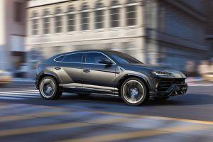 В России отзывают почти три сотни Lamborghini Urus (могут сгореть)