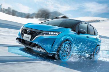 Nissan представил новый полноприводный Note: мощность заднего электромотора возросла в 14 раз