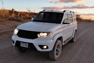 В США будут производить и продавать… УАЗ Патриот!