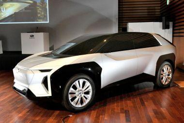 Subaru начнет продавать электрический кроссовер в Европе