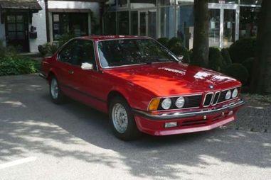 В Германии в продаже всплыл BMW 635 CSi 1985 года без пробега