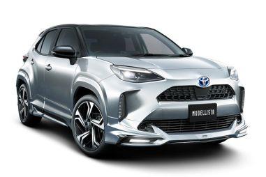 Toyota показала стайлинг-пакеты, которые представит в январе