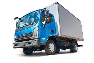 Новый бескапотный грузовик ГАЗ будет стоить от 2,28 млн рублей
