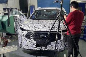 Каким будет следующий Ford Mondeo: первые фото
