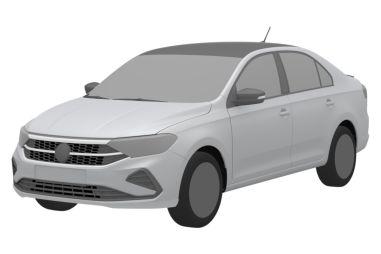 Volkswagen запатентовал в России Polo Sport