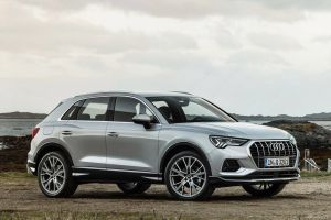 У проданных в России Audi Q3 могут сломаться тормоза: объявлен срочный отзыв