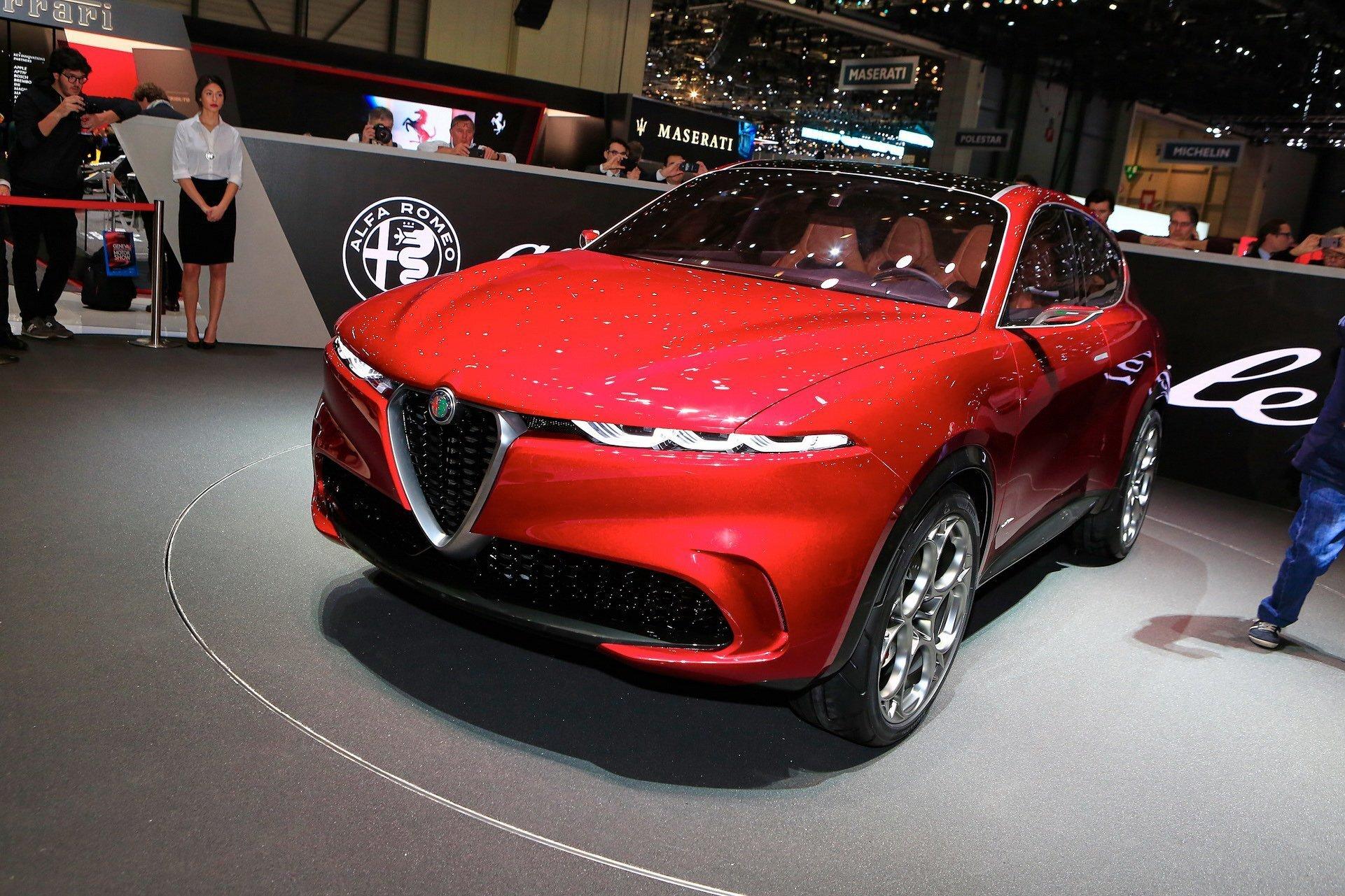 Итальянские Alfa Romeo начнут выпускать в Польше
