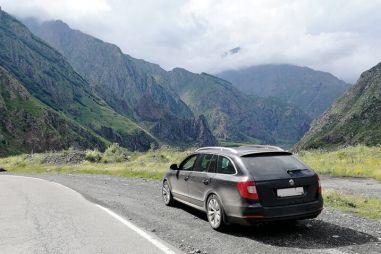 Из Тюмени в Грузию и Абхазию летом 2019