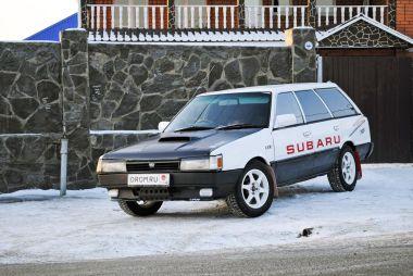 Народное ретро. Subaru Leone 1993 года. «Левушка»