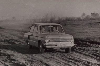 Эксклюзив Дрома. Тест-1964: ЗАЗ-966 «Запорожец» против BMW 700A и Simca 1000