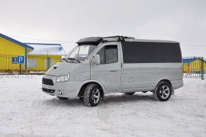 «Соболь»-круиз с Toyota 1JZ-GE и «автоматом»