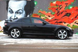 Mazda RX-8 с «четверкой» серии ZY. Нестандартная замена для ротора