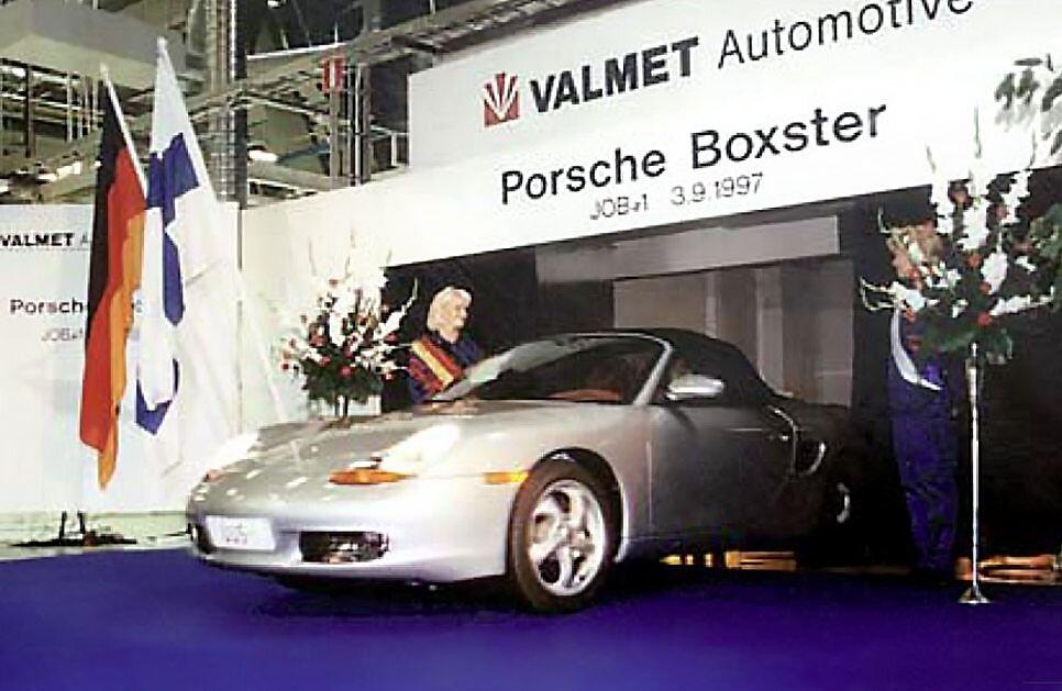 Обзор и тест-драйв Porsche Boxster первого поколения. Манифест петролхеда*7