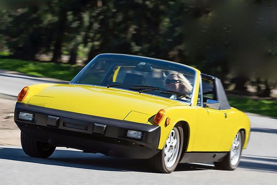 Обзор и тест-драйв Porsche Boxster первого поколения. Манифест петролхеда*11