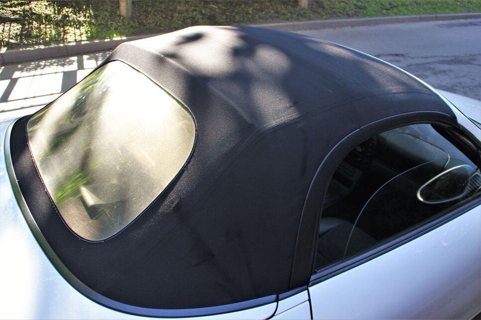Обзор и тест-драйв Porsche Boxster первого поколения. Манифест петролхеда*17