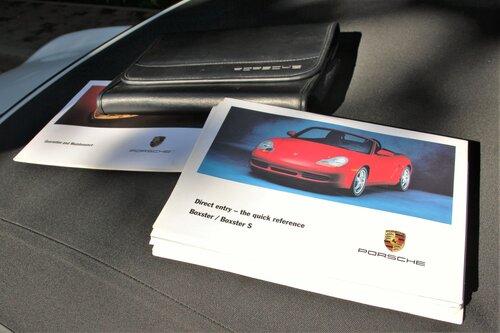 Обзор и тест-драйв Porsche Boxster первого поколения. Манифест петролхеда*18