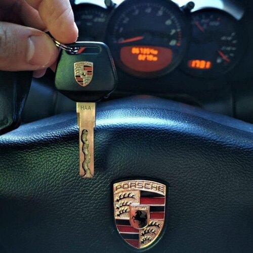Обзор и тест-драйв Porsche Boxster первого поколения. Манифест петролхеда*28