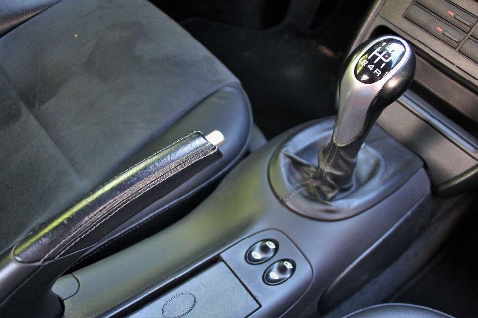 Обзор и тест-драйв Porsche Boxster первого поколения. Манифест петролхеда*31