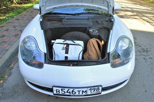Обзор и тест-драйв Porsche Boxster первого поколения. Манифест петролхеда*32