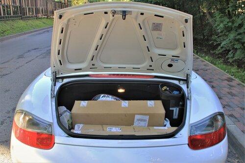 Обзор и тест-драйв Porsche Boxster первого поколения. Манифест петролхеда*33