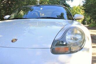 Обзор и тест-драйв Porsche Boxster первого поколения. Манифест петролхеда*40