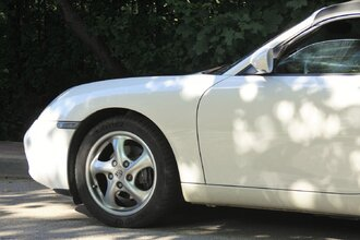 Обзор и тест-драйв Porsche Boxster первого поколения. Манифест петролхеда*41