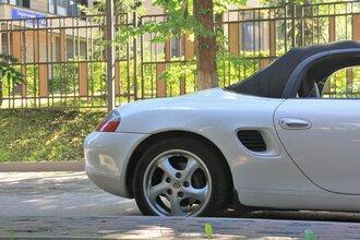 Обзор и тест-драйв Porsche Boxster первого поколения. Манифест петролхеда*42