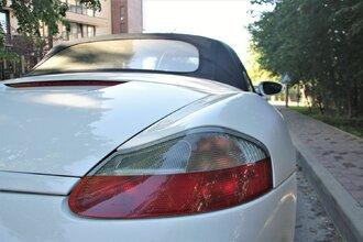 Обзор и тест-драйв Porsche Boxster первого поколения. Манифест петролхеда*43