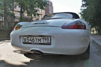 Обзор и тест-драйв Porsche Boxster первого поколения. Манифест петролхеда*45