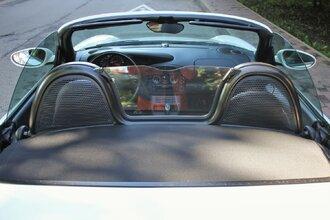 Обзор и тест-драйв Porsche Boxster первого поколения. Манифест петролхеда*50