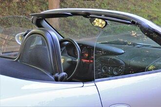 Обзор и тест-драйв Porsche Boxster первого поколения. Манифест петролхеда*51