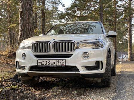 BMW X5 2018 - отзыв владельца