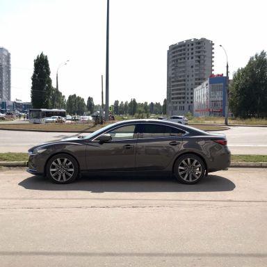 Mazda Mazda6 2020 отзыв автора | Дата публикации 08.12.2020.