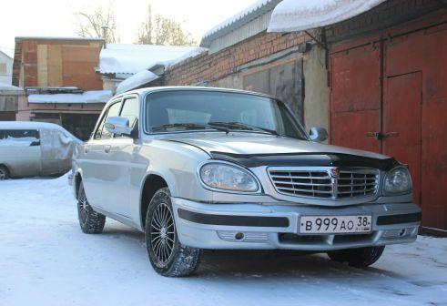 ГАЗ 31105 Волга 2007 - отзыв владельца