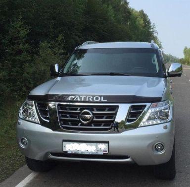 Nissan Patrol 2012 отзыв автора | Дата публикации 02.12.2020.