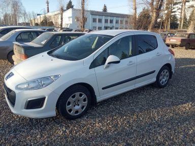 Peugeot 308 2012 отзыв автора | Дата публикации 03.12.2020.
