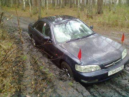 Honda Saber 1996 - отзыв владельца