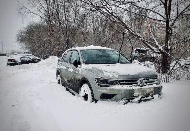 Volkswagen Tiguan 2019 отзыв автора | Дата публикации 06.12.2020.