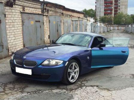 BMW Z4 2008 - отзыв владельца