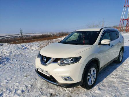 Nissan X-Trail 2016 - отзыв владельца