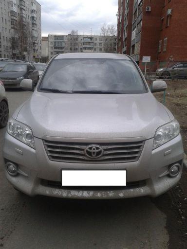 Toyota RAV4, 2012