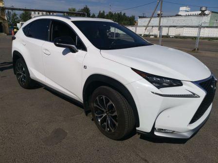 Lexus NX200t 2017 - отзыв владельца
