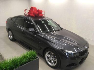 BMW 3-Series Gran Turismo, 2020