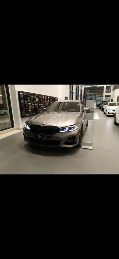 BMW 3-Series 2020 отзыв автора | Дата публикации 13.12.2020.
