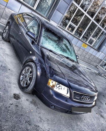 Audi A6 2000 - отзыв владельца