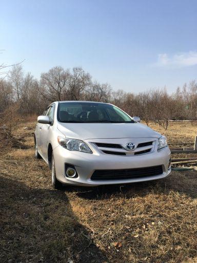 Toyota Corolla 2007 отзыв автора | Дата публикации 10.12.2020.