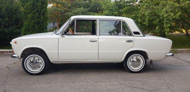 Лада 2101, 1972