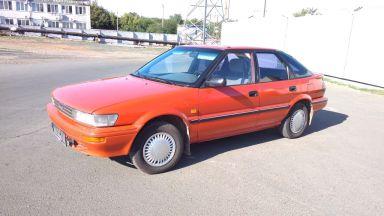 Toyota Corolla 1989 отзыв автора | Дата публикации 13.12.2020.